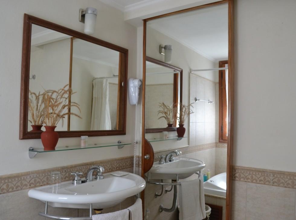 Suite 1 Baño lavamanos