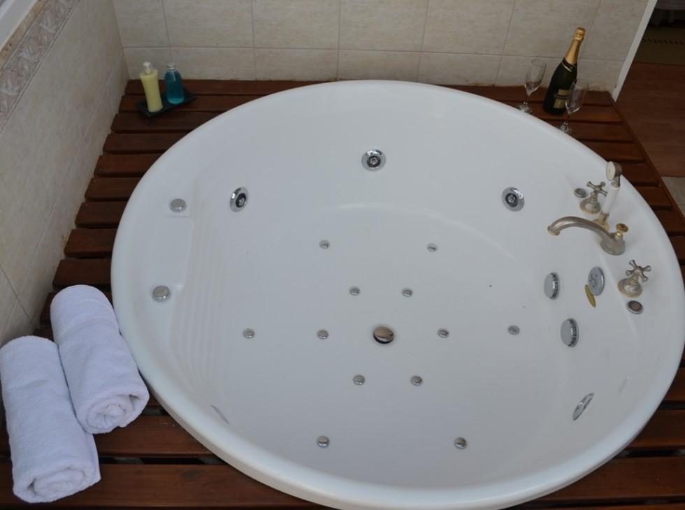 Suite 5 hidro desde deck arriba