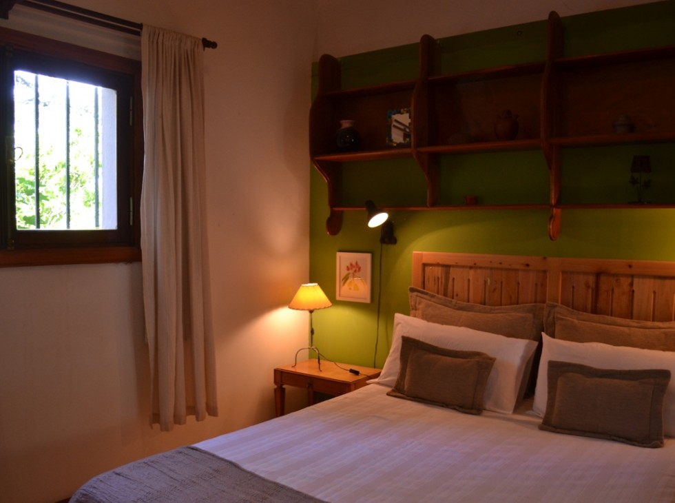 Suite 6 cama y ventana 1