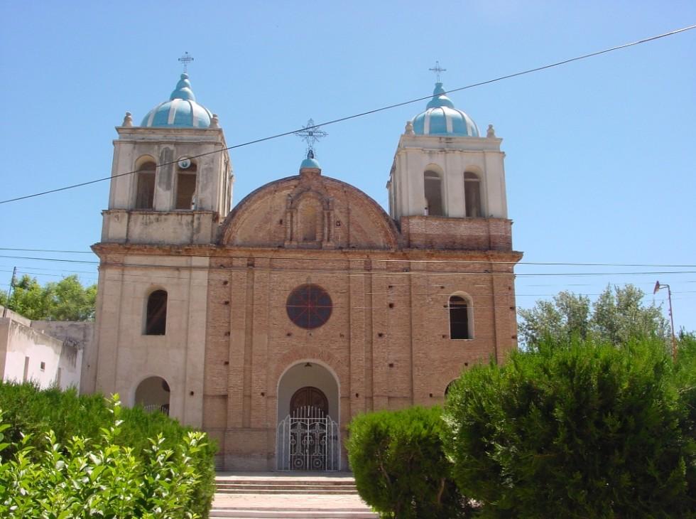 41 Iglesia de Cruz del Eje