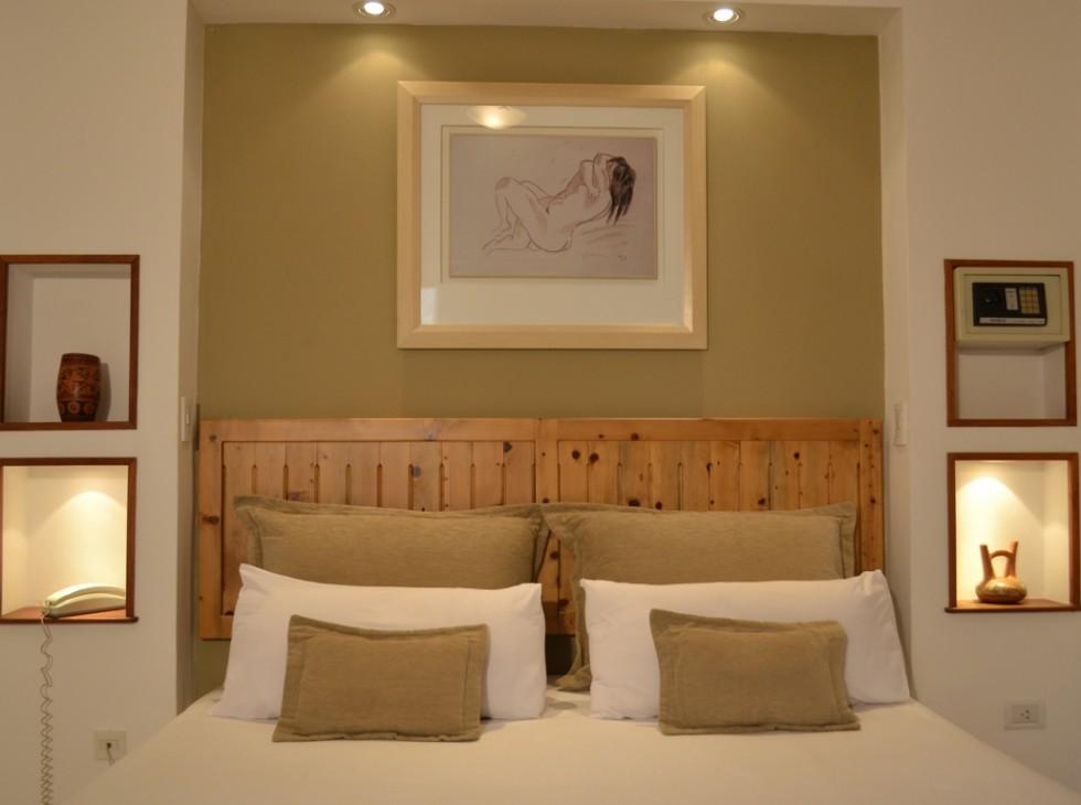 Suite 5 cama imagen destacada
